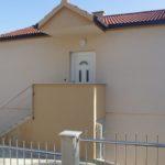 Eingang zum Apartment Trogir