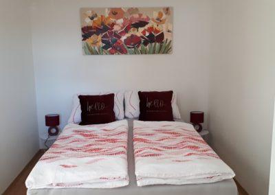 Apartment Sibenik Schlafzimmer