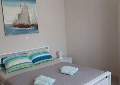 Apartment Split Schlafzimmer