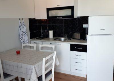 Apartment Split Küche