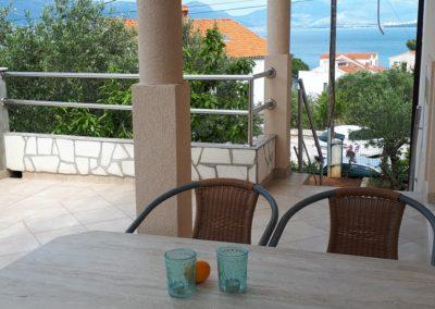 Apartment Split Terrasse