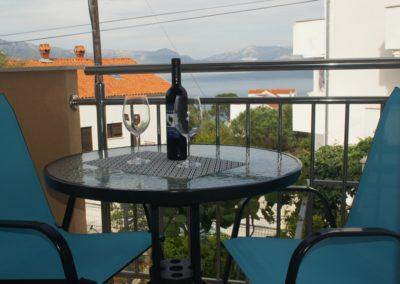Apartment Split Balkon