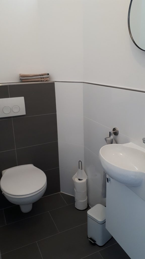 Apartment Trogir Sanitärbereich
